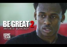 Dokumentika apie Antonio Blakeney