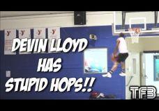 Padangių skraiduolis – Devin Lloyd