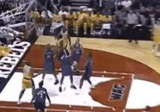 It perkūnas iš giedro dangaus – Kobe Bryant gif
