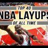 Top 40 pasakiškų metimų NBA lygoje