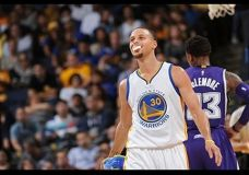 Stephen Curry Top 10 momentų per 2014