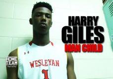 Trumpo metro filmas apie Harry Giles