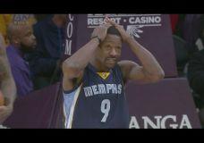 Savaitiniai NBA nelaimėliai